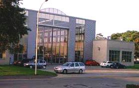 Technikgebäude TU Braunschweig, Zentrum für Luft- und Raumfahrttechnik